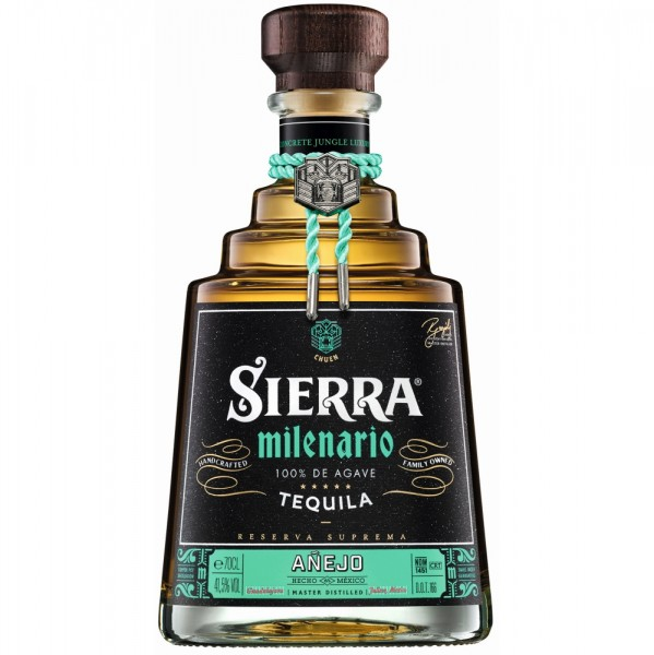 Sierra Milenario Tequila Anejo