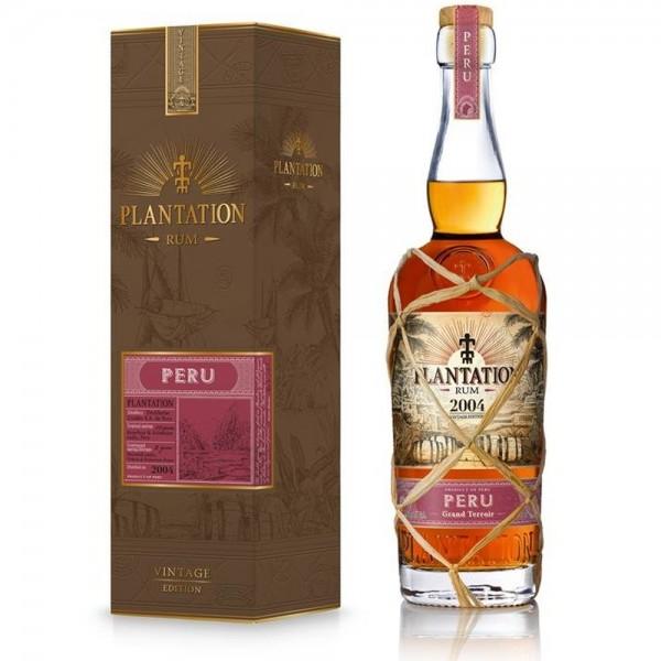 Rum Plantation Peru 2004 Vintage Edition