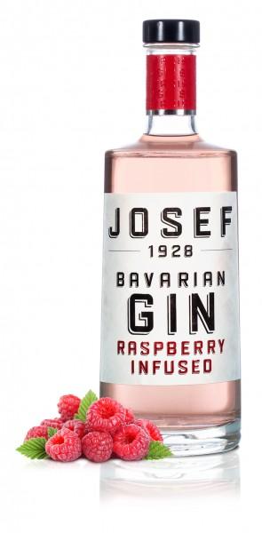 Josef 1928 Bavarian Gin Raspberry Infused