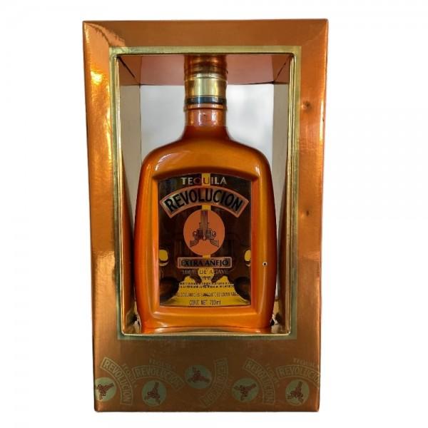 Tequila Revolucion Extra Anejo