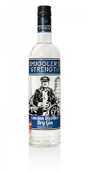 Smugglers Strength Gin