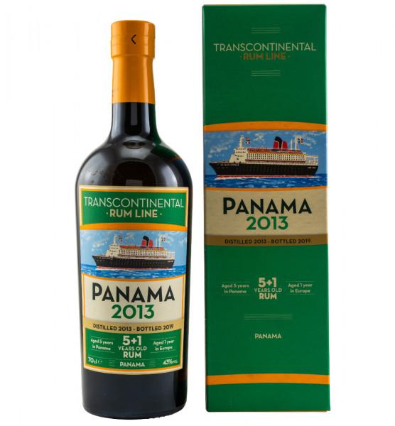 Transcontinental Rum Line Panama 2013