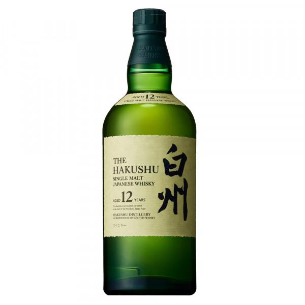 The Hakushu 12 Jahre Single Malt Japanese Whisky