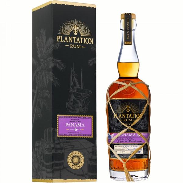 Rum Plantation Panama 6 Jahre Single Cask Collection 2020