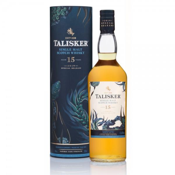 Talisker 15 Years 2019 Special Release Single Malt Whisky