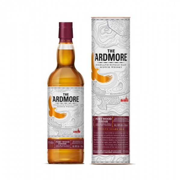 The Ardmore Portwood Finish