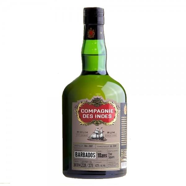 Compagnie des Indes Rum Barbados 10 Jahre
