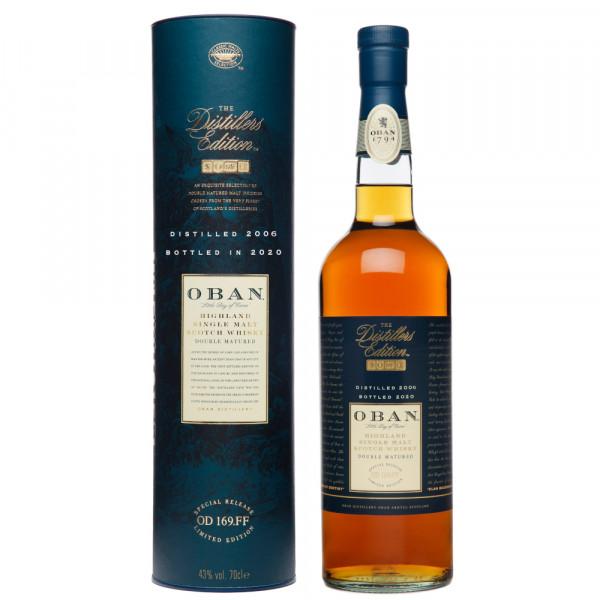 Oban Distillers Edition 2020 Single Malt Scotch Whisky
