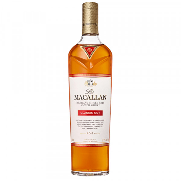 The Macallan Classic Cut 2018 Limited Edition Single Malt Whisky