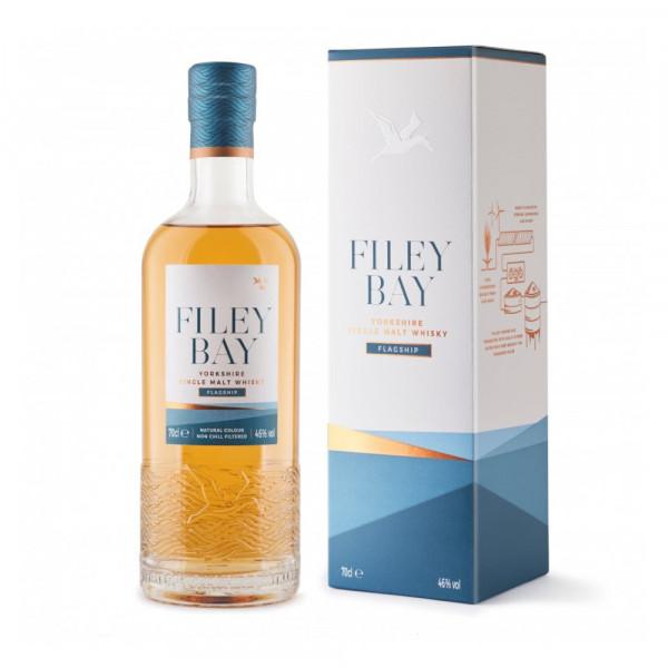 Filey Bay Flagship Yorkshire Single Malt Whisky