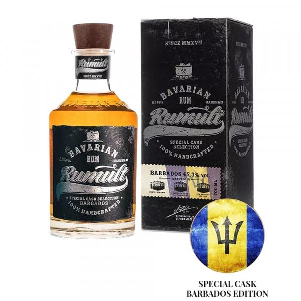 Rumult Special Cask Selection Barbados Edition