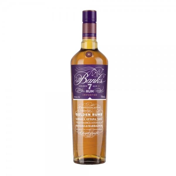Banks 7 Golden Blend Rum