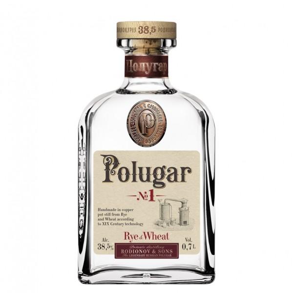 Polugar No.1 Rye & Wheat Vodka