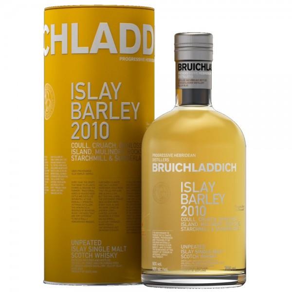 Bruichladdich Islay Barley 2010 unpeated