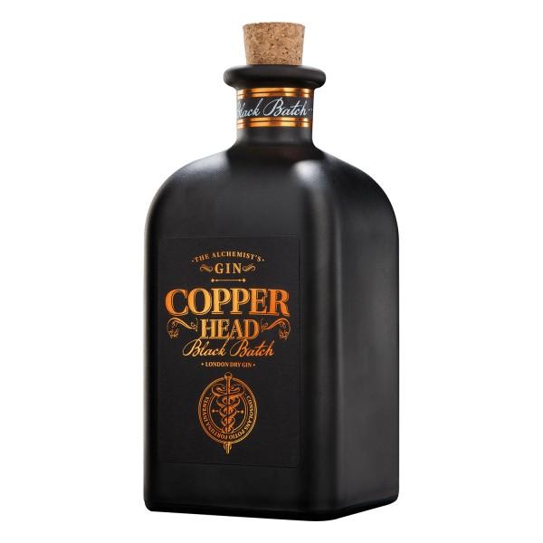 Copperhead Gin Black Edition