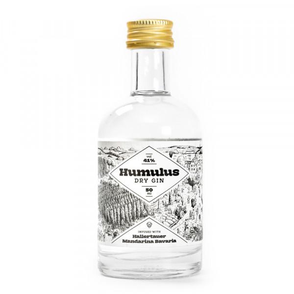 Humulus Dry Gin Miniatur