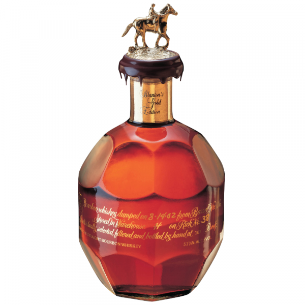 Blanton's (Gold Edition) The Original Single Barrel Bourbon Whiskey