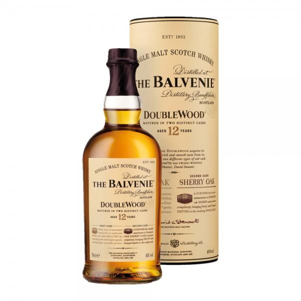 The Balvenie Double Wood 12 Jahre Single Malt Scotch Whisky