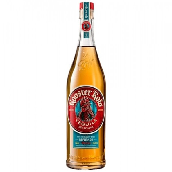Rooster Rojo Tequila Reposado