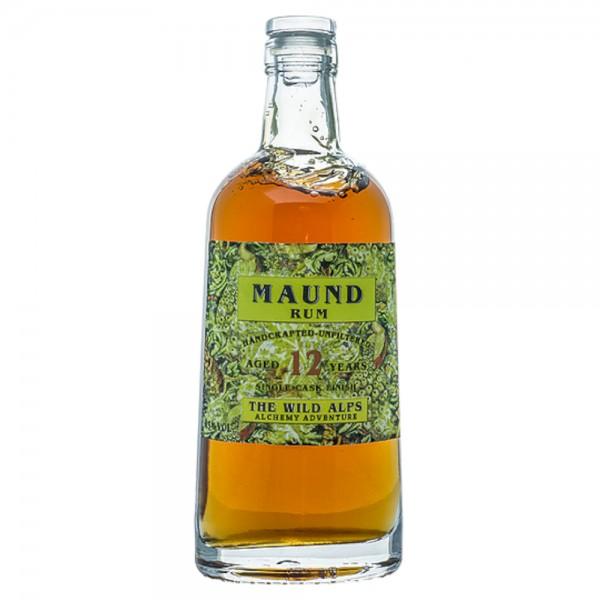 Maund Rum 12 Jahre