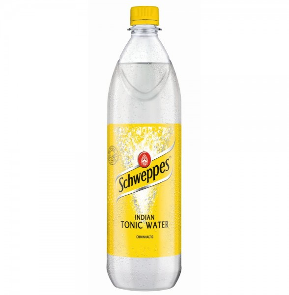 Schweppes Indian Tonic 1,0l