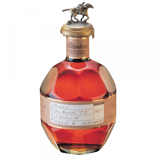 Blanton's (Straight from the Barrel) The Original Single Barrel Bourbon Whiskey