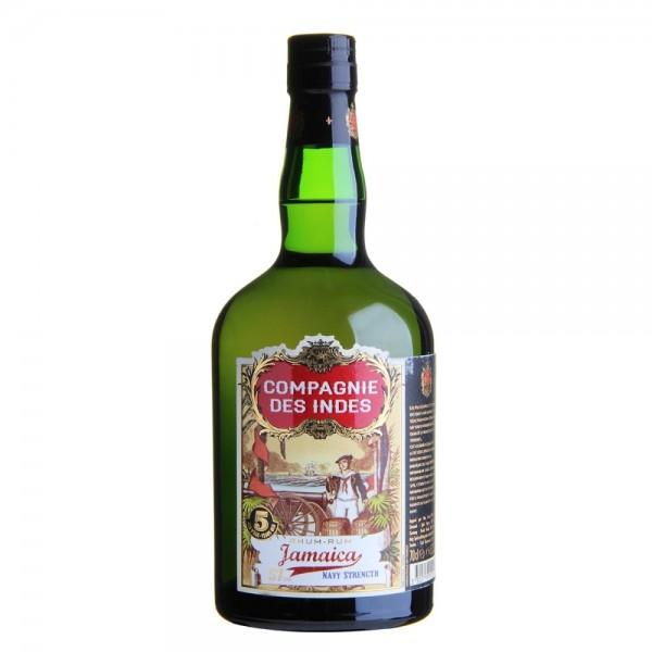 Compagnie des Indes Rum Jamaica Navy Strength 5 Jahre