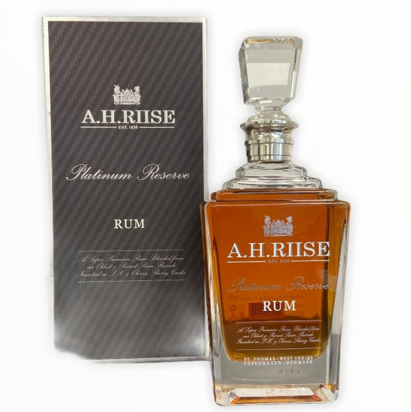 A.H. Riise Platinum Reserve Rum
