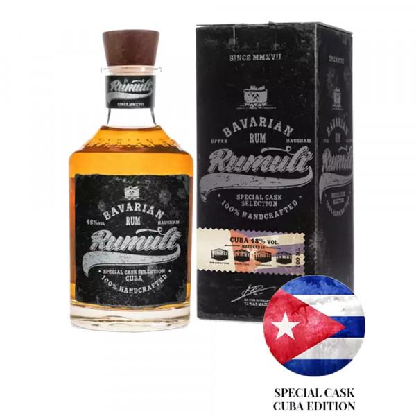 Rumult Special Cask Selection Cuba Edition