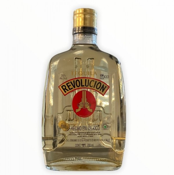 Tequila Revolucion Reposado