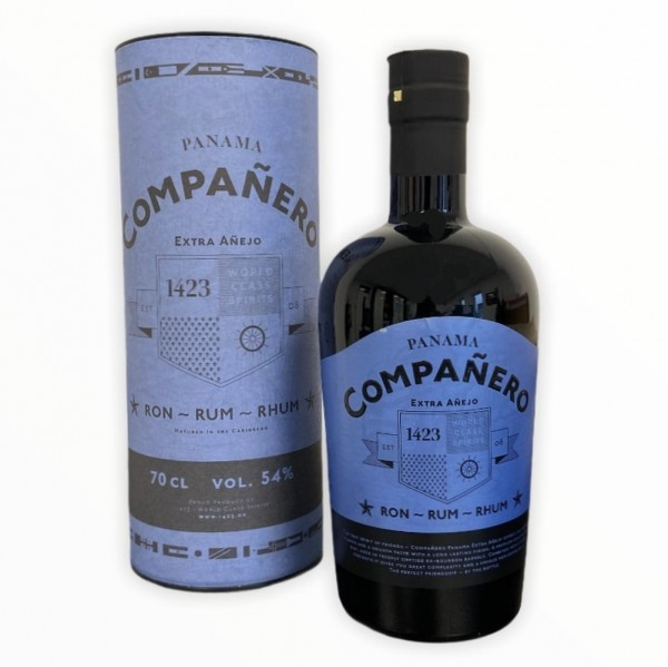 Ron Companero Extra Anejo