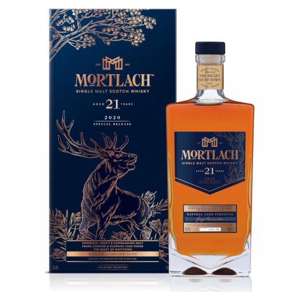 Mortlach 21 Special Release 2020 Single Malt Whisky