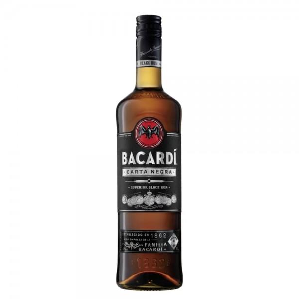 Bacardi Carta Negra 1,0l