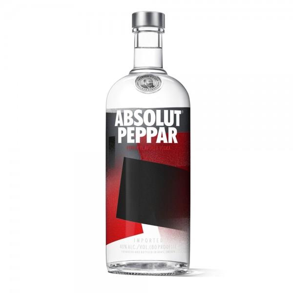 Absolut Vodka Peppar 1,0l