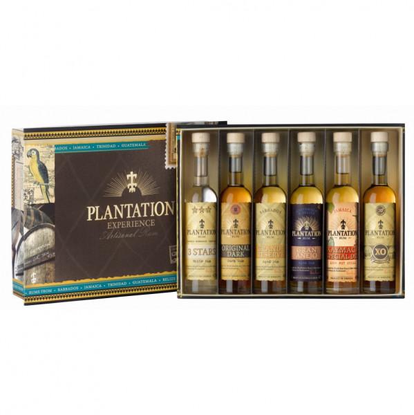 Plantation Rum Experience Box