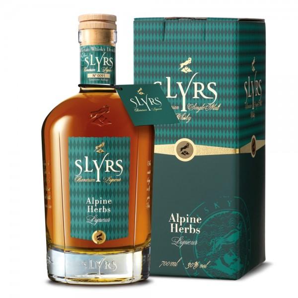 Slyrs Alpine Herbs Liqueur