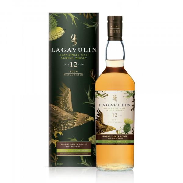 Lagavulin 12 Special Release 2020 Islay Single Malt Scotch Whisky