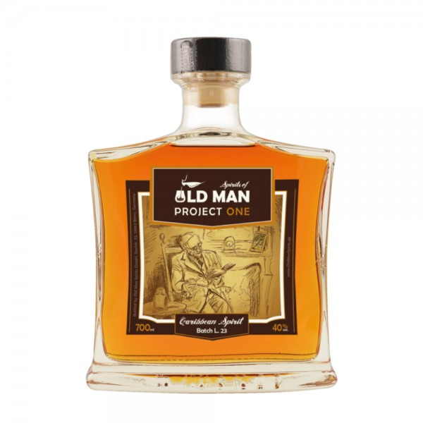 Old Man Rum Project ONE