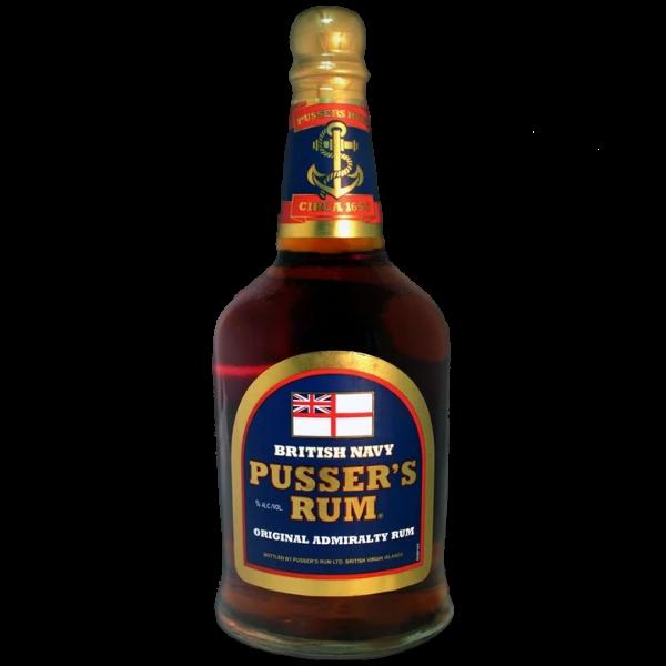 Pusser's Blue Label Rum