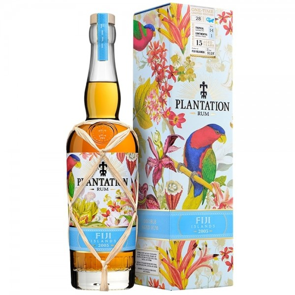 Rum Plantation Fiji 2005 ONE TIME Limited Edition
