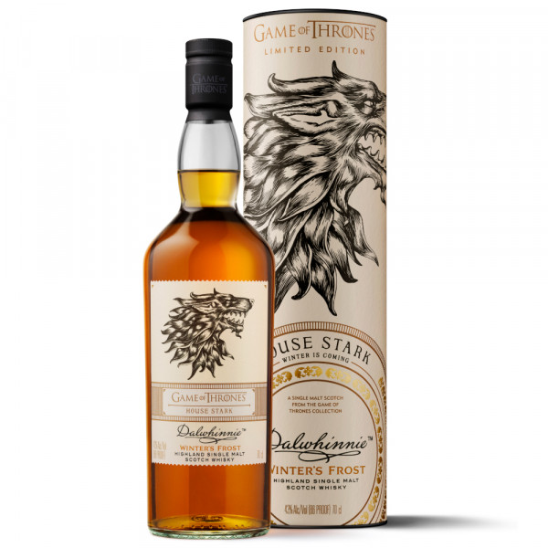 Dalwhinnie Winter's Frost Game of Thrones Limited Edition Single Malt Whisky