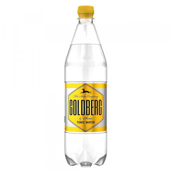 Goldberg Tonic Water 1,0l