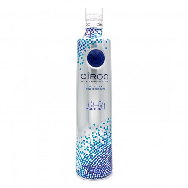 Ciroc Vodka Summer Limited Edition Design München (mit LED)