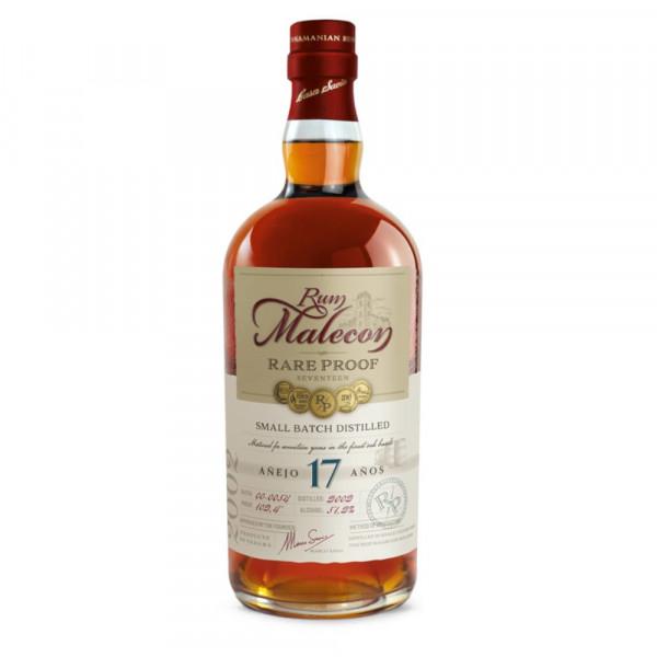 Rum Malecon 17 Jahre Rare Proof